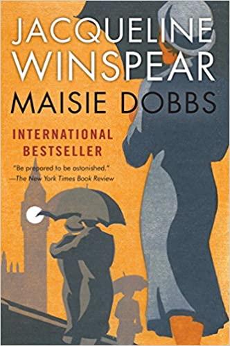 Book Club - Maisie Dobbs by Jacqueline Winspear