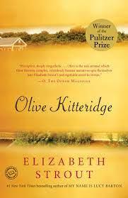 Book Club - Olive Kitteridge by Elizabeth Strout